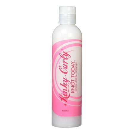 Kinky Curly Hair Kinky Curly  Leave In/Detangler, 8 oz (Kinky Curly Knot)