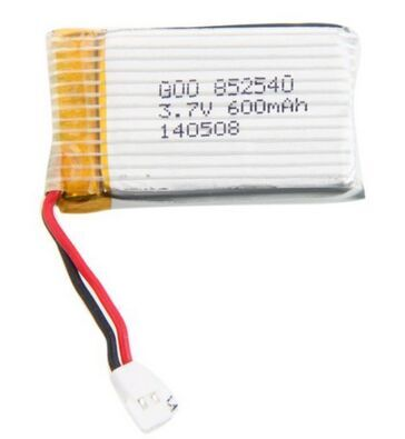 MKT Upgraded 3.7V 25C Lio battery for syma X5 X5C X5SC RC Helicopter (600mAh, 1 PC) by