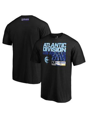 Overwatch League Fanatics Branded 2019 All-Star Game Atlantic Division T-Shirt - Black