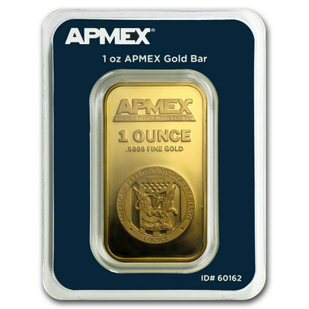 1 Oz Gold Bar Apmex In Tep Package