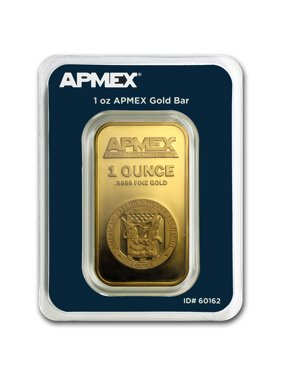 Product Image 1 Oz Gold Bar Apmex In Tep Package