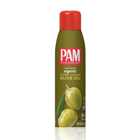 PAM Organic Extra Virgin Olive Oil Non-GMO Cooking Spray 5 oz.
