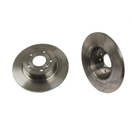 Brembo 25186 Rear Disc Brake (Brembo Disc Rotors)