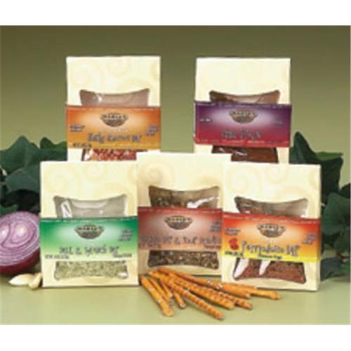 Reid Foods 31304 Zesty Bacon Dip Mix - Case Of 12 Packs Of 2