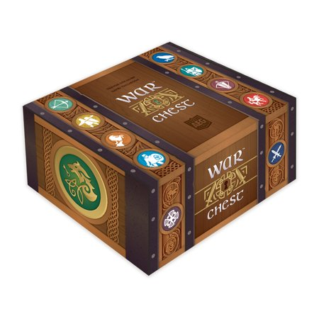 Alderac Entertainment Group (AEG) War Chest Board Game (Youth Group Halloween Games)