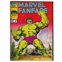 Marvel Comics Hulk in Desert Wall Art