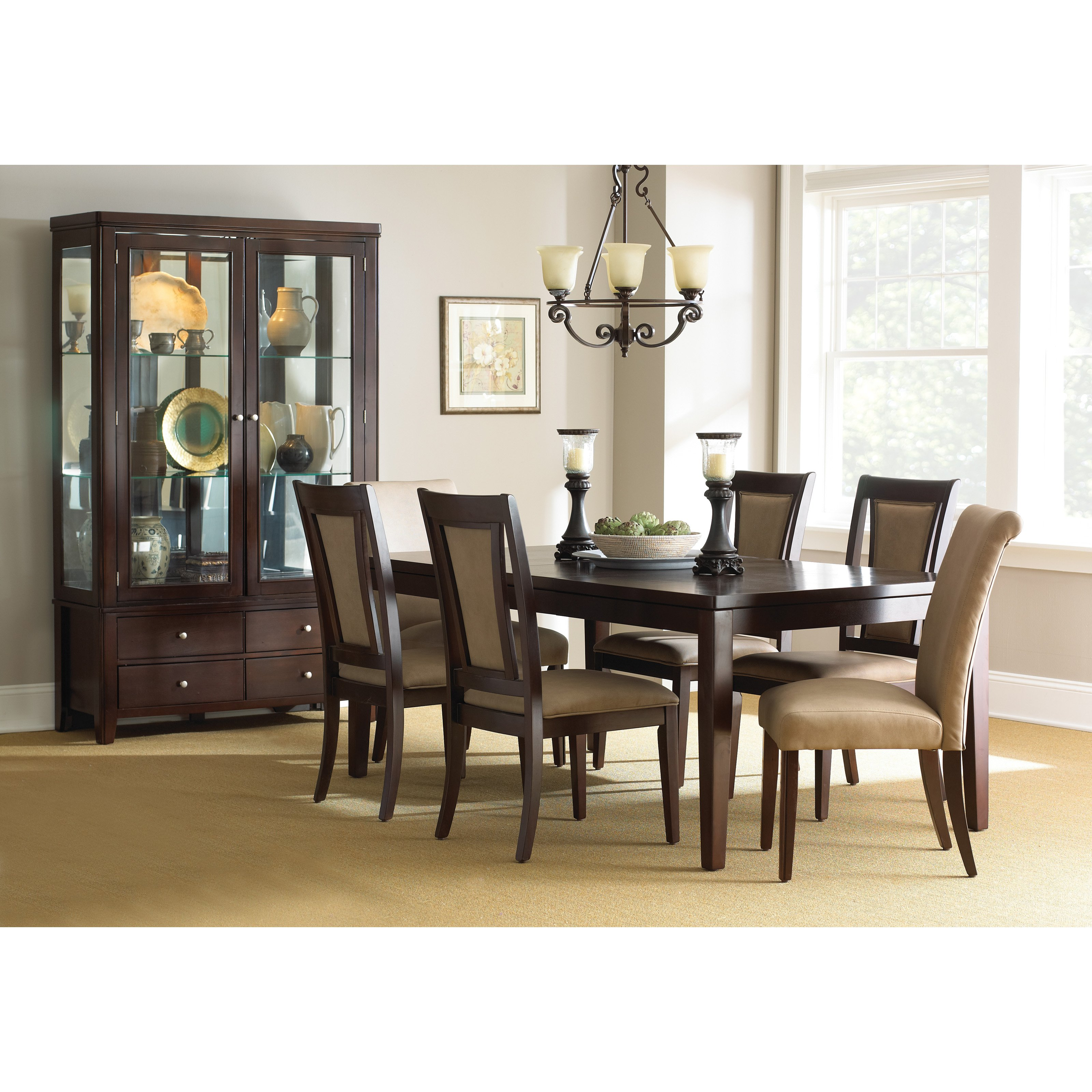 Steve Silver Furniture Wilson Dining Table