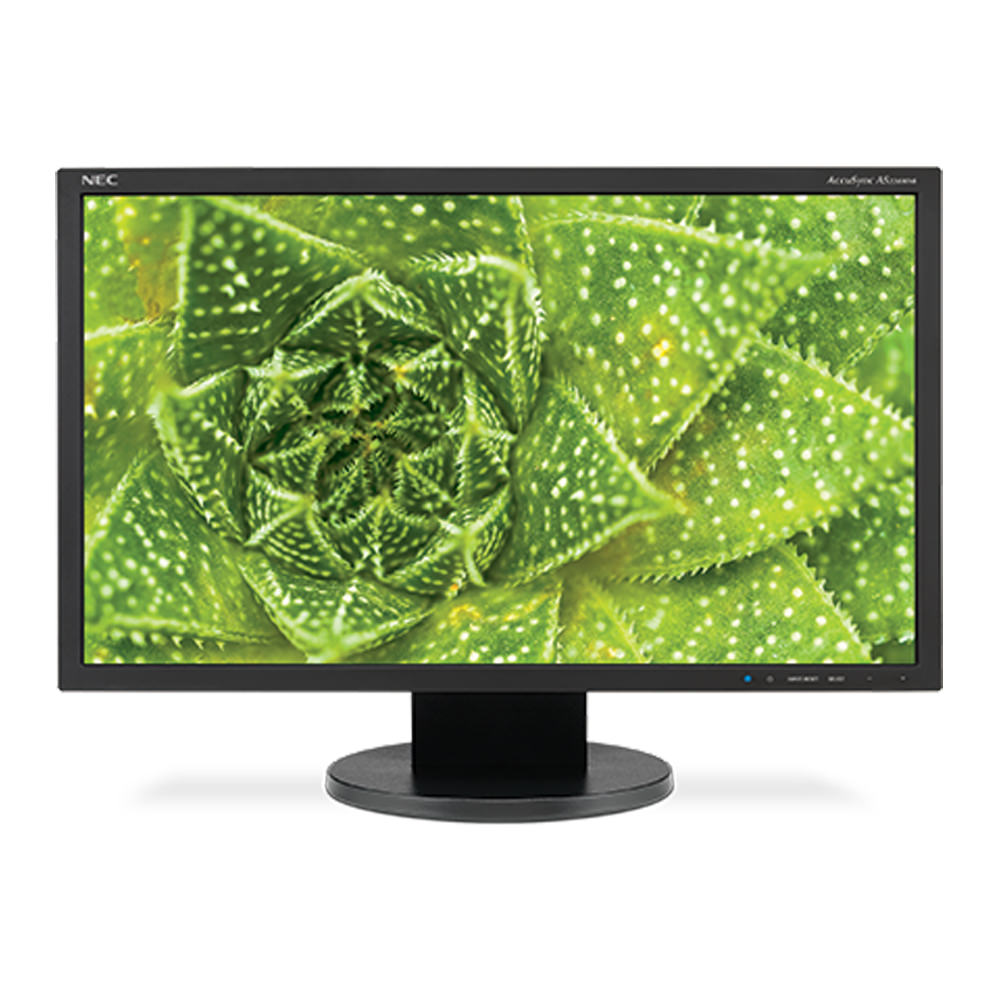 "Nec Display 22"" LED-Backlit Value Widescreen Desktop Monitor w/ Built-in Speakers"