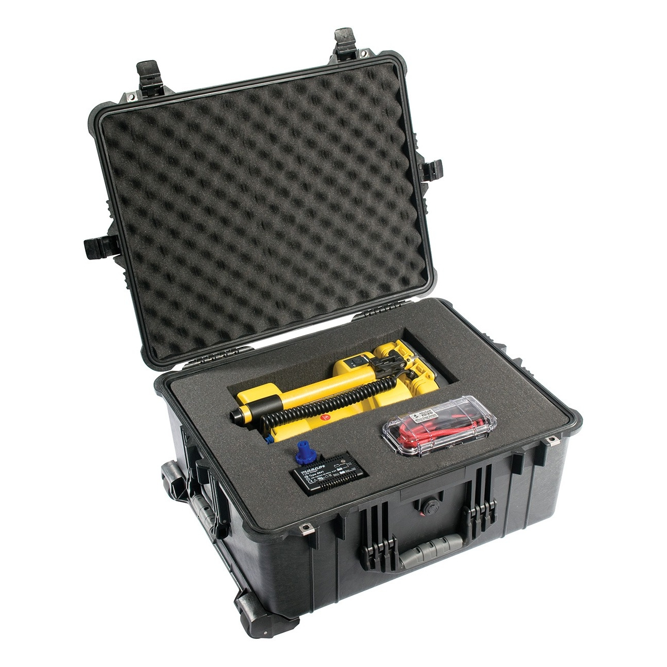 1610 Shipping Case with Divider