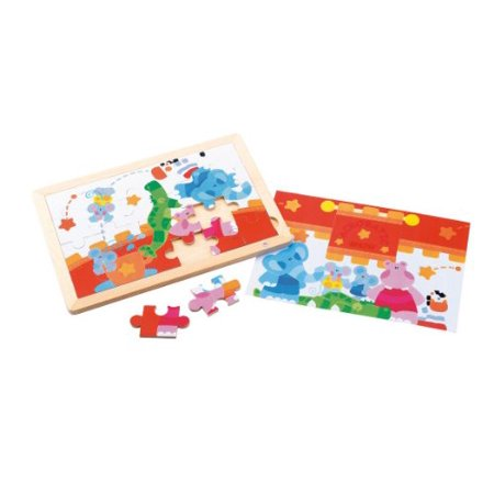 Sevi Circus Double-Sided Puzzle with 82075 - image 1 of 1