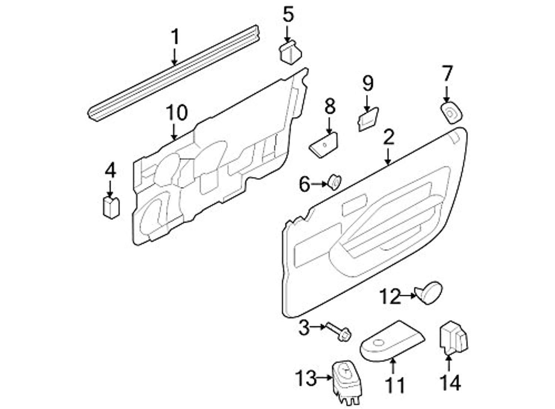 Ford 8r3z 6324057 Ac Plug