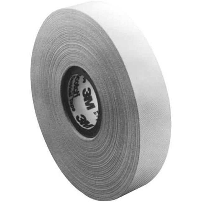 Scotch T9630272PK 0.50 in. x 66 ft. White 27 Electrical Tape - Pack of 2