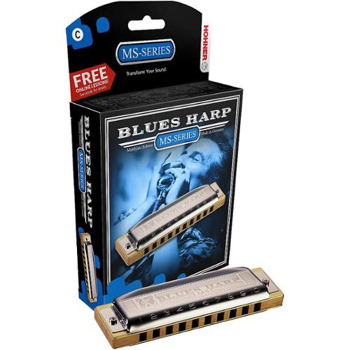 Hohner Blues Harp Harmonica (E) by Hohner