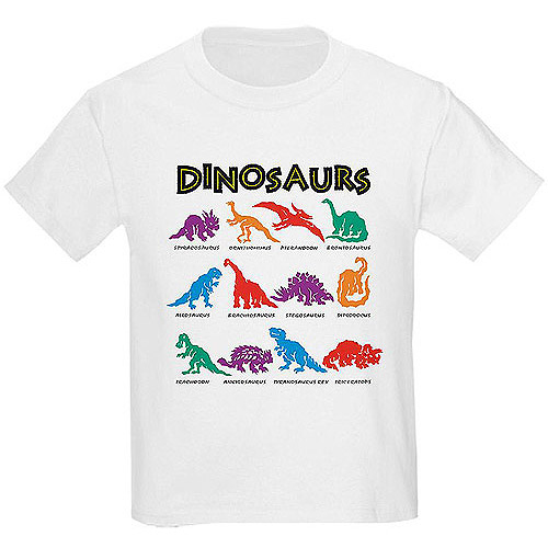 Boy's Dinosaur Graphic Tee
