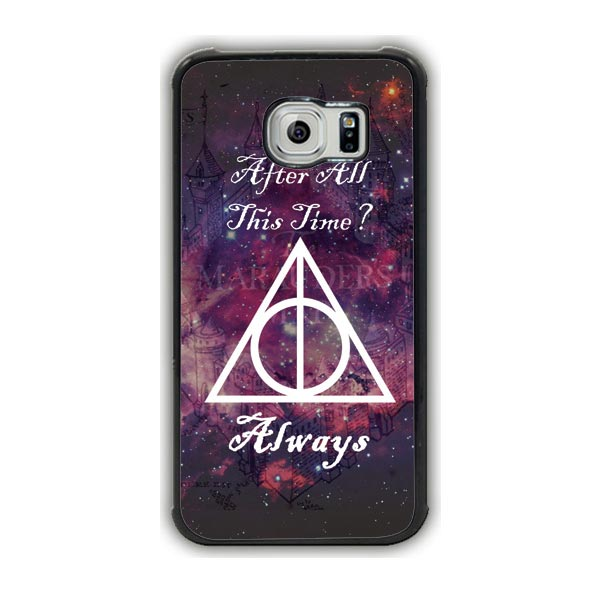 Harry Potter Always Galaxy S6 Case