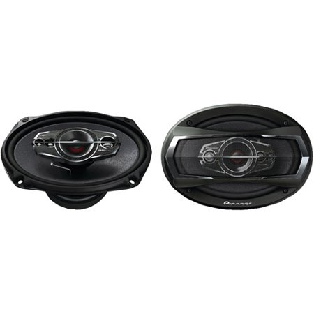 Pioneer Ts-a6995r 6  x 9  5-Way Speakers Pioneer Ts-a6995r 6  x 9  5-Way Speakers:6  x 9  5-way speakersMultilayer mica matrix cone woofer600W max, 100W nominal power