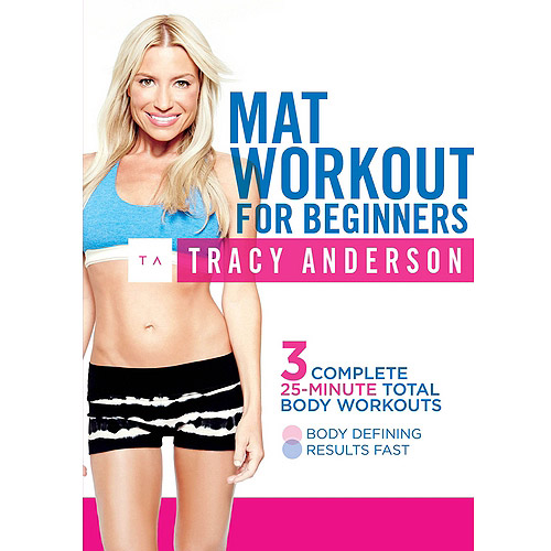 Tracy Anderson: Mat Workout For Beginners (Widescreen)