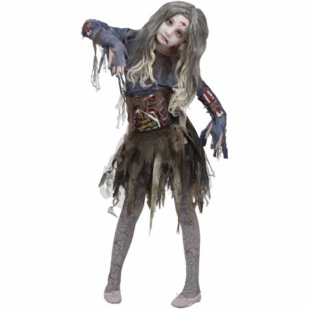 Zombie Child Halloween Costume