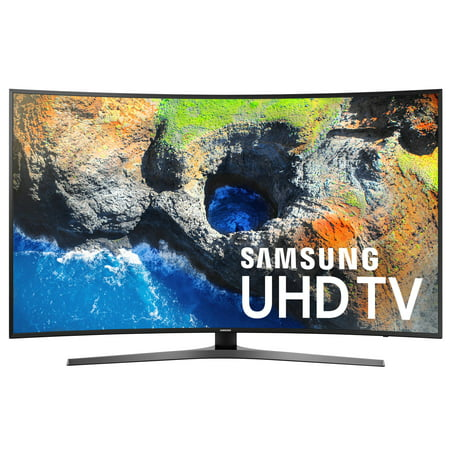 "SAMSUNG 55"" Class Curved 4K (2160P) Ultra HD Smart LED TV (UN55MU7500FXZA)"