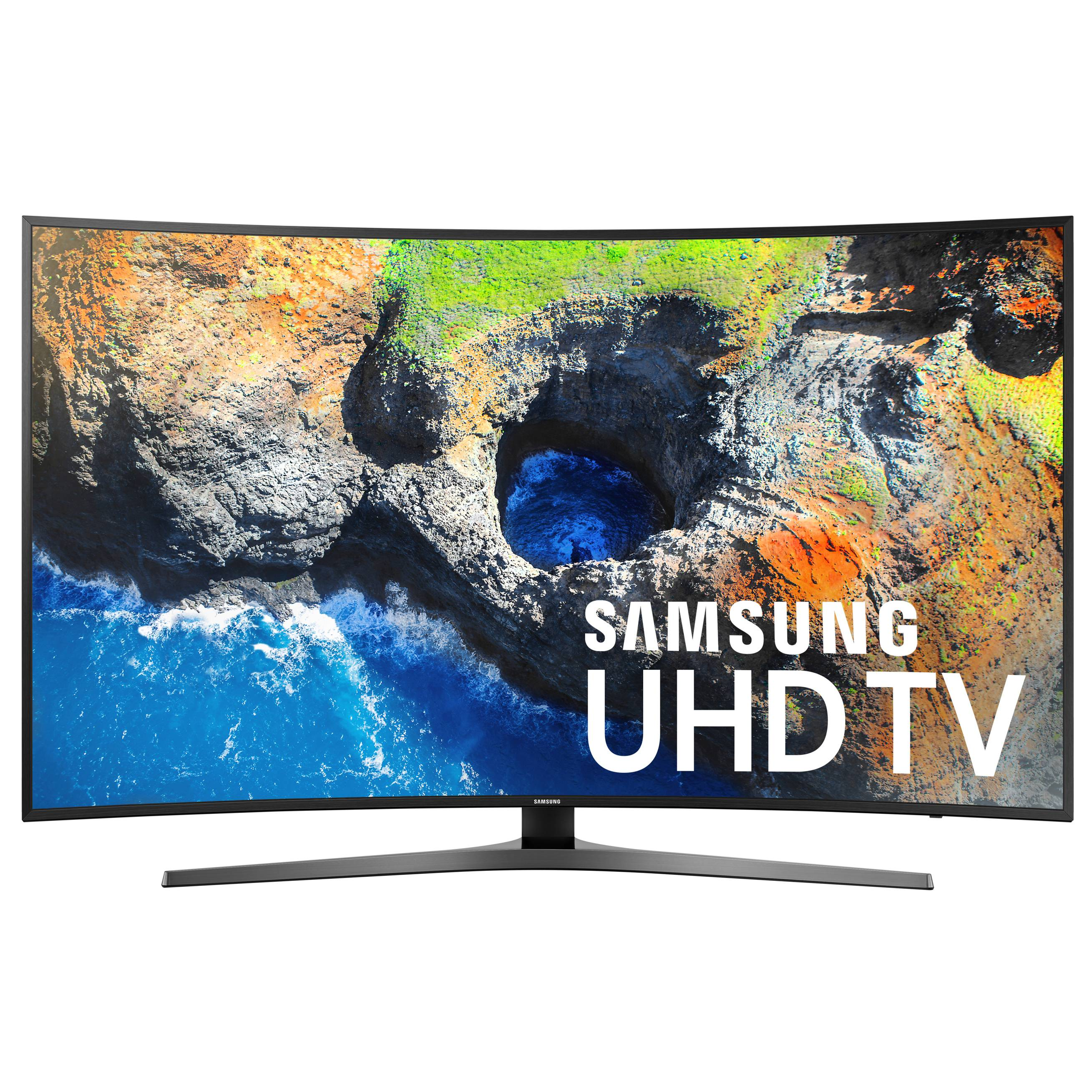 "Samsung 55"" Class Curved 4K (2160P) Smart LED TV (UN55MU7500FXZA)"