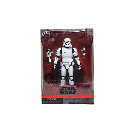 Coast Star (STAR WARS ELITE SERIES FIRST ORDER STORMTROOPER DIE CAST ACTION FIGURE)