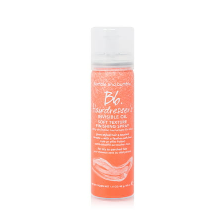 Bumble and bumble - Bumble and Bumble Hairdresser's Invisible Oil Soft Texture Finishing Spray 1 ...