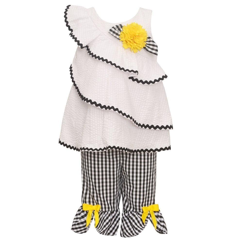 Bonnie Jean Girls Red Chevron Valentines Heart Outfit Set 3M 12M 18M 24M 4T 6T