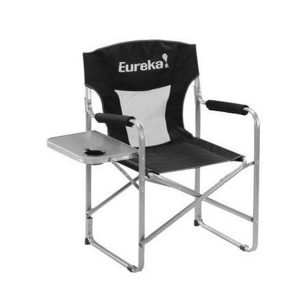 Eureka Directors Chair With Side Table Walmart Com