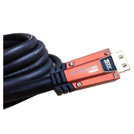 Monster Thx 1000 Hdx-8 Ultimate High Speed Hdmi Cable (8 Feet) (Monster Feet)