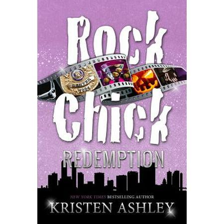 Rock Chick Redemption - Halloween Rock Chick