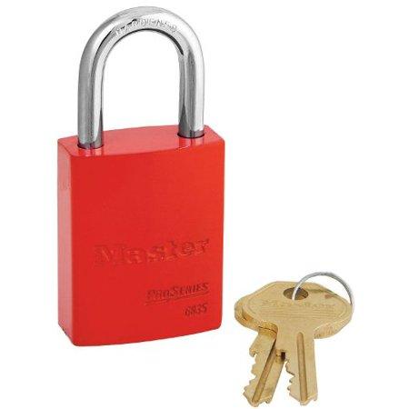 Lockout Padlock KA Red 1 15 16 H PK12