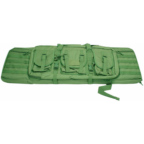 "NcStar Double Carbine Case, 42"", Green"