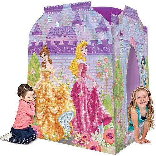 sc 1 st  Walmart & Playhut Disney Princess Deluxe Playhouse - Walmart.com