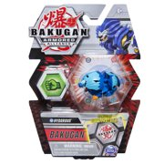 Bakugan, Hydorous, 2-inch Tall Armored Alliance Collectible Action Figure and Trading Card