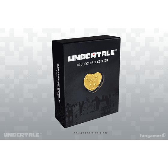 Undertale: Collectors Edition [PlayStation 4] - Walmart com