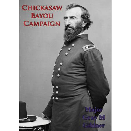 Chickasaw Bayou Campaign - eBook