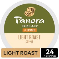 Panera Bread Light Roast Coffee, Keurig K-Cup Pod, 24ct
