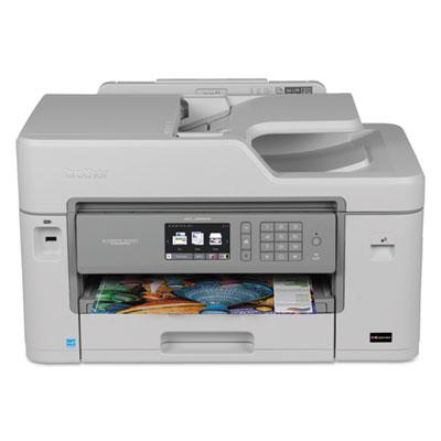Brother Business Smart Plus MFC-J5830DW Color Inkjet All-in-One Printer Series by Brother
