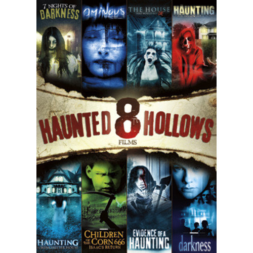 Haunted Hollows 8-Films