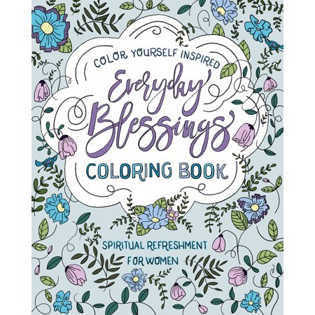 Spiritual Refreshment for Women: Everyday Blessings Coloring - M&m. Halloween Coloring Pages
