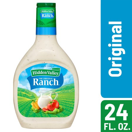 Dressing Up Like A Celebrity For Halloween (Hidden Valley Original Ranch Salad Dressing & Topping, Gluten Free - 24 Ounce)