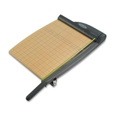 "Swingline Paper Trimmer / Cutter, Guillotine, 15"" Cut Length, 15 Sheet Capacity, ClassicCut Pro (9115)"