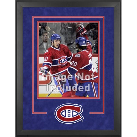 Nhl   Montreal Canadiens Deluxe 16X20 Vertical Photograph Frame