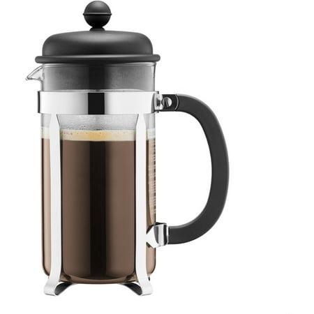Bodum Caffettiera French Press Coffee Maker, 3-Cup, 12 oz