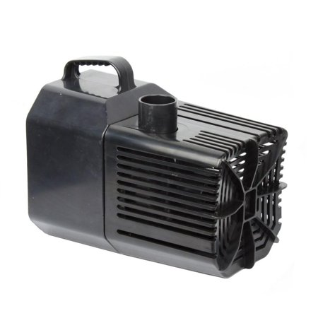 Beckett 1250 Galon-Per-Hour Waterfall Pump with High Efficiency for Low Energy Use (New Open Box)