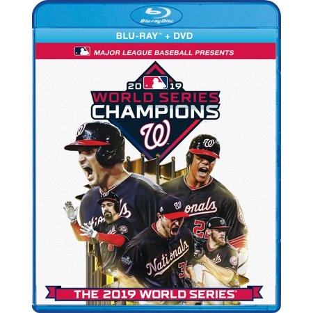 Tales Of Halloween 2019 Film (Major League Baseball: 2019 World Series Film Washington Nationals (Blu-ray +)