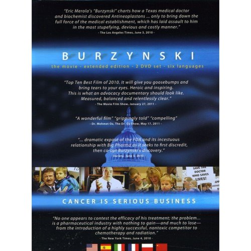 Burzynski: Cancer Is Serious Business (Extended Edition)