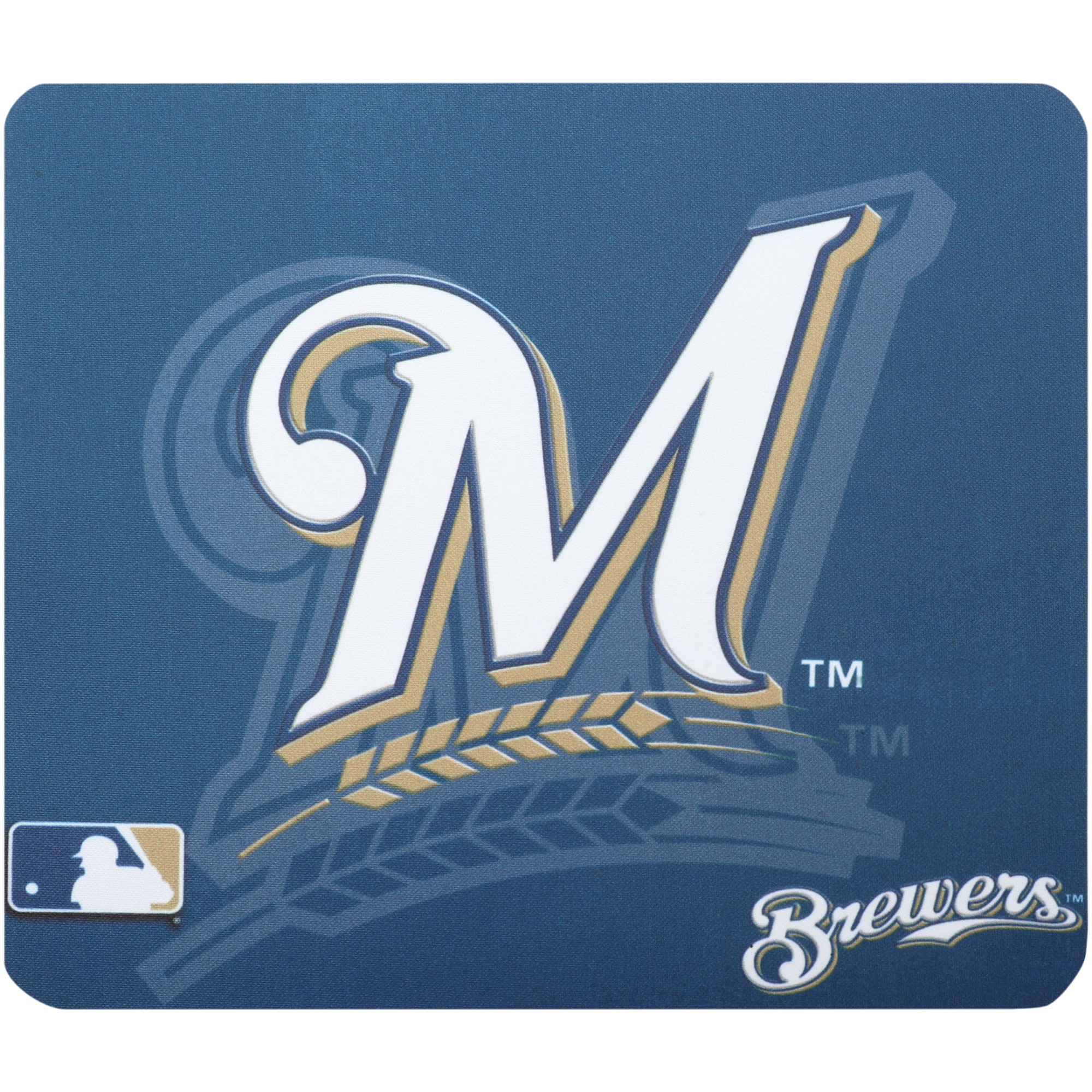 Milwaukee Brewers 3D Mouse Pad - No Size