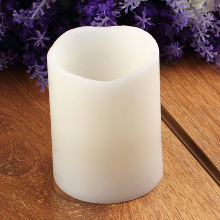 Remote Control Electronic LED Candle Romantic Gift 3pcs LED Wax Candles - image 1 of 7