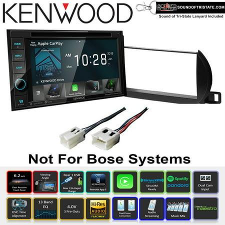 Kenwood DDX5706S  DVD Receiver Installation Kit fits 02-04 Nissan Altima